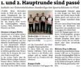 Lokale Presse / 1+2.Hauptrunde Blickpunkt