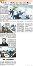 Lokale Presse / 1+2.Hauptrunde Rundschau
